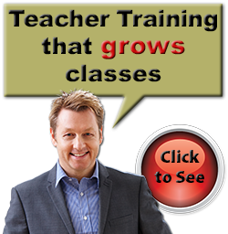 Teacher Training that grows classes