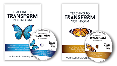 Teaching to Transform Not Inform 1: Foundational Principles for Making an 