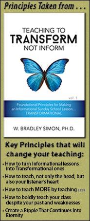 Sunday School Teaching Strategies | Sunday School Teaching