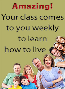 Teaching adult Sunday School gives you the opportunity to invest in peoples 